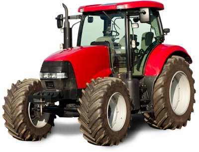 WHAT THE FARM INDUSTRY USES FOR TIRES