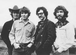 From Left: Tom Fogerty, John Fogerty, Stu Cook, Doug Clifford