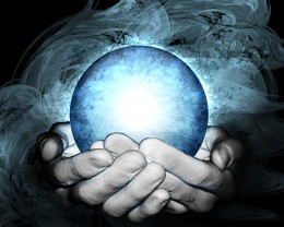 Psychic Ball - Shew Stone