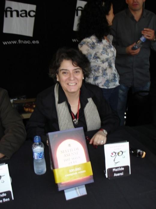 Matilde Asensi, Copyright:KenSP-photobucket