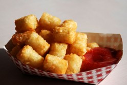 Ridiculous and silly tatertot song poem humor for your entertainment