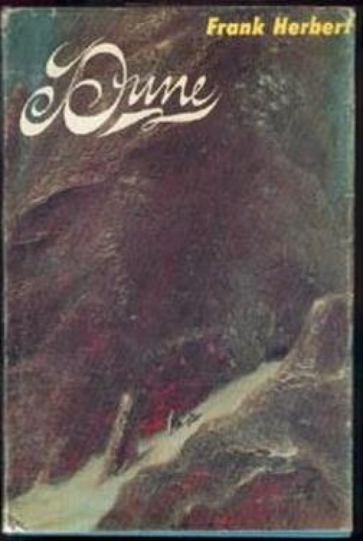 Dune Cover art by John Schoenherr