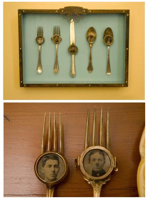 Commemorative Butler's Cutlery Set