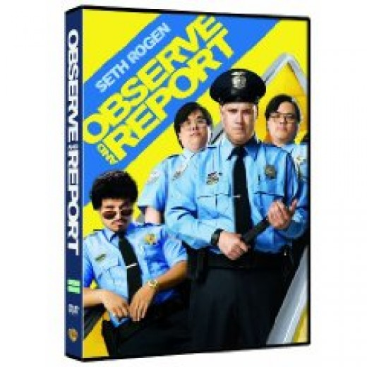 Watch Observe and Report