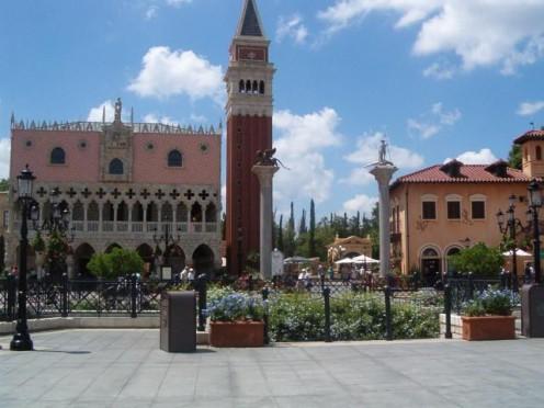 World Showcase: Italy. Courtesy webshots.com