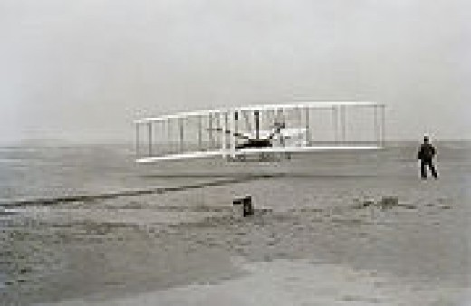 Wright Brothers' Flyer 1