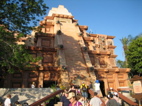 World Showcase: Mexico