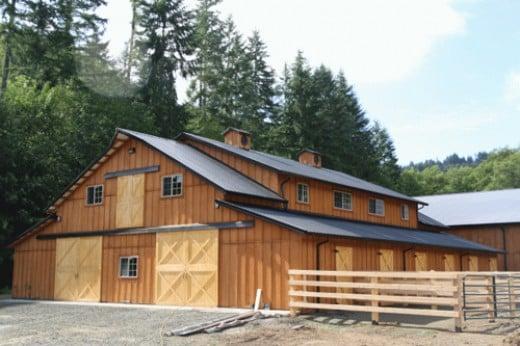 Pole barn from kes95 flickr