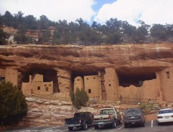 The Indian Dwellings at Manitou Springs