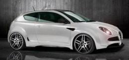The 2010 Alfa Romeo MiTo (Myth)