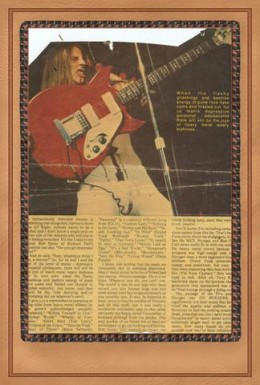 From either a hit parader or circus magazine.Pics 1972-73