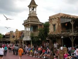 Magic Kingdom: Main Street USA