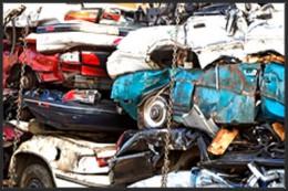 Junk yard - cars