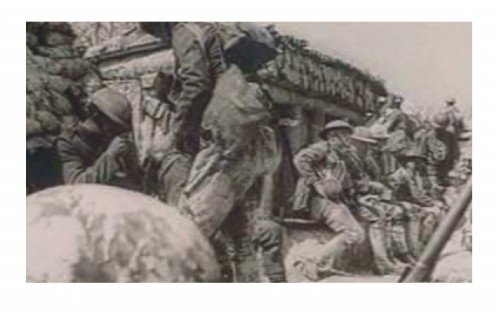 The Anzac troops came along way from the open spaces of home; to live and die in a small space within the trenches of Gallipoli and France.