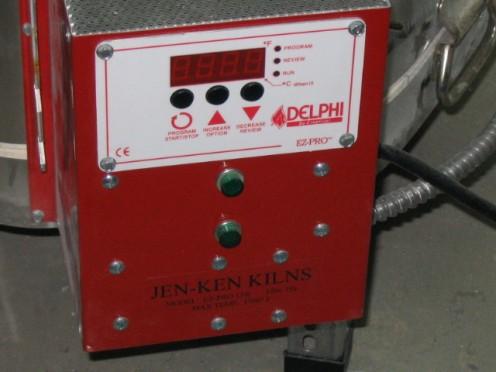 Electronic Kiln Control