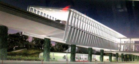 Metro Station - a i
