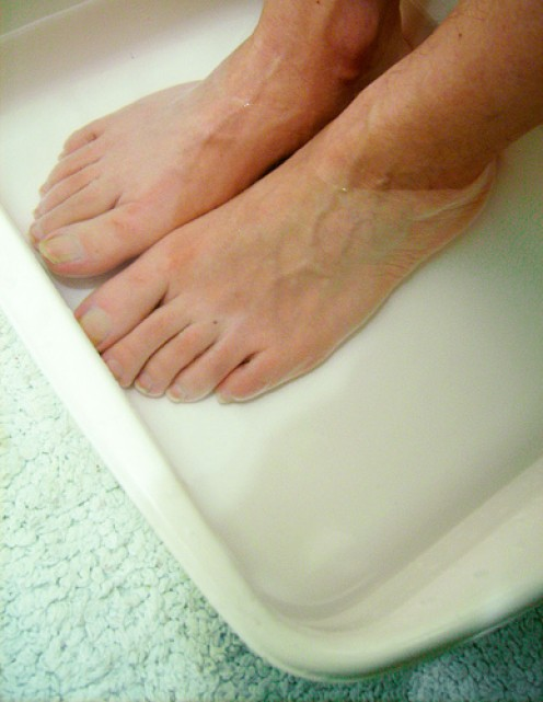 natural cure for your athlete's foot