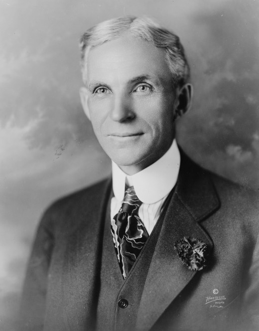 Henry Ford in 1919
