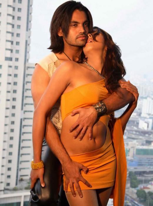 Sanjana Gandhi & Tilak Hot Scene