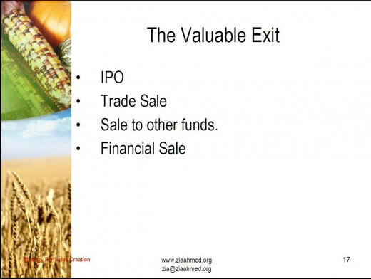 Creating Value 12