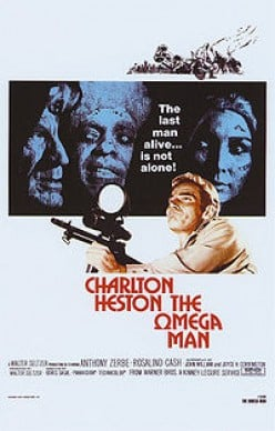 Since I Never Get the Flu - Am I the Omega Man?