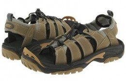 These are a great example of wading sandals, and the exact model I enjoy on my fishing trips.