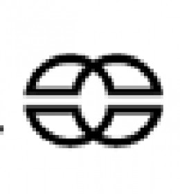 "Calphalon logo. ""C"" as an infinity symbol"