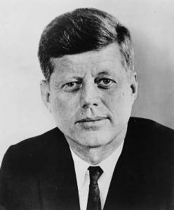 President John Fitzgerald Kennedy (1961 - 1963)