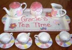 Hosting a Child's Tea Party