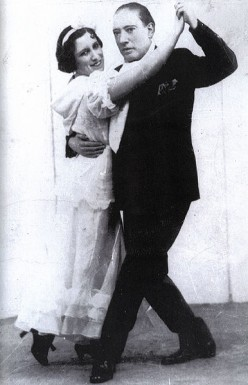 Doing the tango after all these years.
