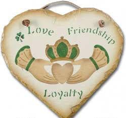 Love, Loyalty, Friendship, is the answer.