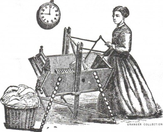 History of Washing Machines - Who Invented the Washing Machine?
