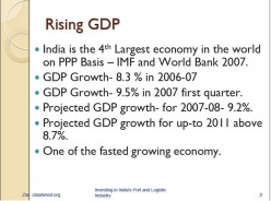 My Lost Paradise India's 9% Growth Reality