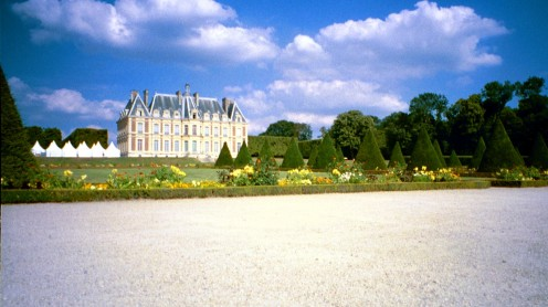 Chateau de Sceaux is now a museum of local history.