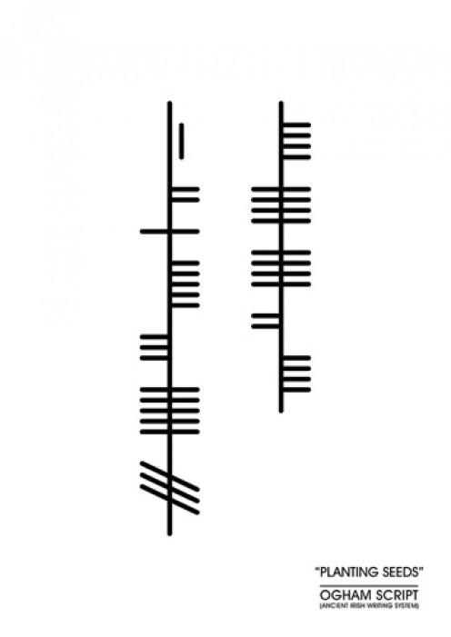 Ogham Script