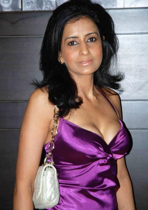 image Satin silk saree aunty Part 7