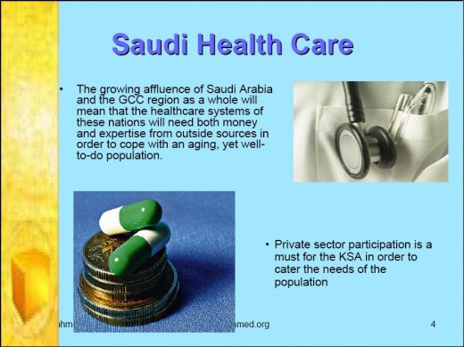 Saudi Healthcare City KSA 4