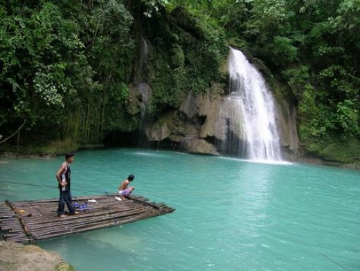 Kawasan Falls - Moalboal