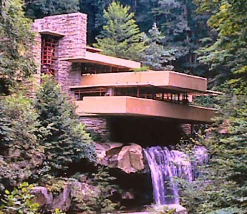 Falling Water (personal photo collection)