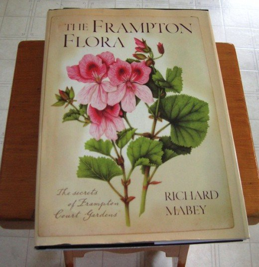 The Frampton Flora, my wife paid a dollar for this book at a sale. I won't sell for 50. I will not lend this book. Bob Ewing photo