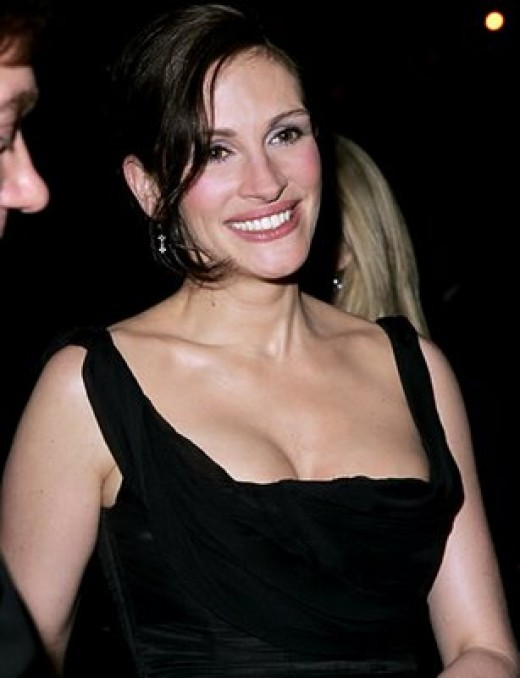 Hot and sexy julia roberts