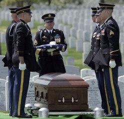 The Tears That Won't...: A Memorial Day Tribute.