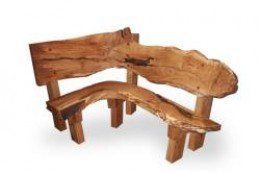 Outdoor Tree Bench