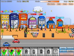 Shopping Street Strategy Level 7