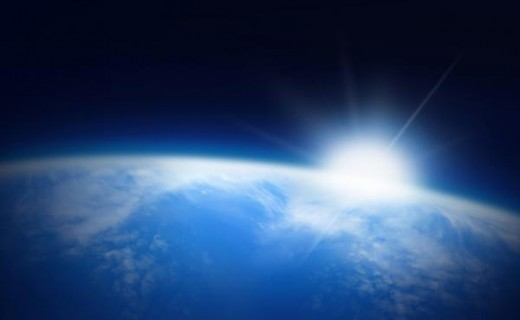 The Sun's energy that reaches the earth is greater in one hour than the earth's yearly energy consumption.