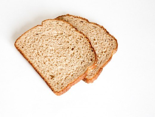 Wheat bread a healthy choice!