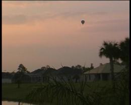 Balloons over Esprit Orlando