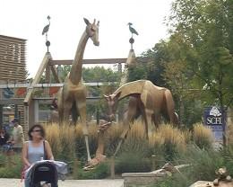 Zoo entrance Denver Colorado