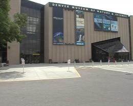 Denver museum of Nature and science Colorado