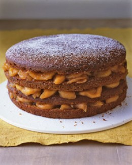 Dried Apple Stack Cake/   Applachian Wedding Cake